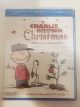 """A Charlie Brown Christmas Target Exclusive """"Ugly Sweater"""" slipcvoer Blu-ray image 3"""