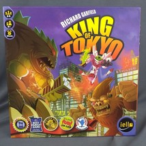 Richard Garfield King Of Tokyo Game 21014 Complete by IELLO Games - $33.81