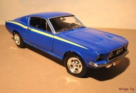 ~ 1967 Ford Mustang GT Fastback  - JL Muscle Car Series - 1:18  diecast  - $24.95