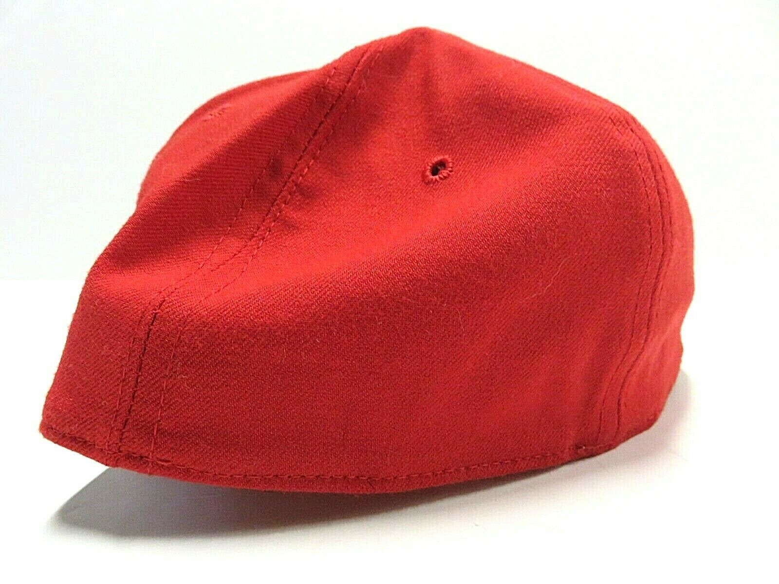 VTG New Era St.Louis Cardinals MLB Baseball Fitted Hat Adult Size 7 3/4 USA Made image 3