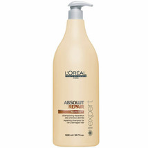 L'Oreal Professionnel Serie Expert Absolut Repair Shampoo (1500ml) with Pump - $102.47
