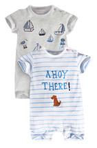 StylesILove Cute Graphic Baby Boy Jumpsuit - $11.99