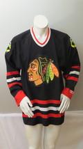 Chicago Blackhawks Alternate Jersey - Black Jersey by CCM - Men's Extra Large - $149.00