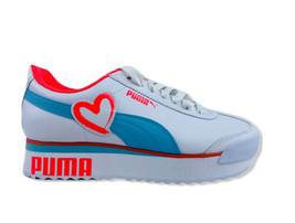 PUMA Roma Amor Heart Women's Sneakers 371861-01 WOMEN'S Sz 8.5 - $88.81 CAD