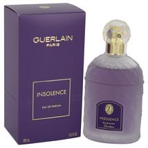 Guerlain Insolence 3.3 Oz Eau De Parfum Spray (New Packaging) image 4