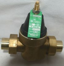 Watts Water Pressure Reducing Valve 0009481 3/4 Inch Connection image 3