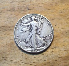 1942 Silver Walking Liberty Half Dollar - 90% Silver - $12.95