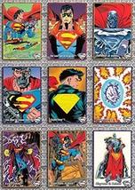 1993 Return Of Superman Trading Cards Base Set 100 Complete Skybox NM - $14.69