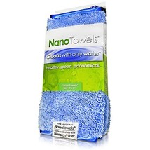 Nano Towels - Amazing Eco Fabric That Cleans Virtually Any Surface With ... - $32.26
