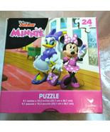 24 Piece Puzzle Disney Jr. Minnie and Daisy New Sealed - $6.92