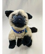 "My Twinn Poseable Pets Siamese Cat Plush Kitten 6"" Stuffed Animal Toy - $24.95"