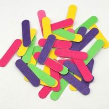 Nail Files Mini Buffers Nail Art Tools Sandpaper Mix Color 200pcs Double... - $15.03