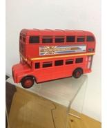 Disney Pixar Cars 2 -Double Decker London UK England Bus Touring Tyres - $9.49