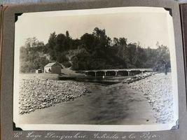 Antique Photo Book Album Boy Scouts 1914 Hotel Bellavista Chile Argentina image 6
