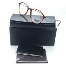 Persol Schildplatt Brille Po 3125 V 108 51 mm Designer Demo Brillengläser - $98.76