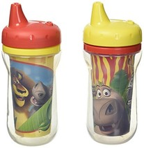 The First Years 2 Piece Insulated Sippy Cup, Madagascar - $11.13