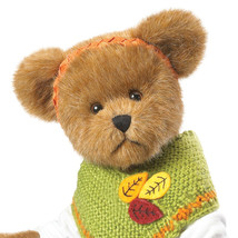 "Boyds Bear ""Willow McLeaf""- 12"" Fall Plush Bear - # 4044172 - NWT- 2012 - $36.99"