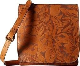 Patricia Nash Granada Crossbody Tan 3 One Size - $175.00