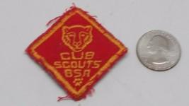 Vintage Cub Scouts Boy Scouts of America Patch - $9.89