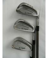 Daiwa Hi-Trac RH 7,8,9 Irons TRX-70 Golf Clubs MF-110 - $36.99