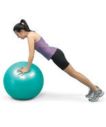 Norco Inflatable Safety Exercise Ball - Size Options - €21,79 EUR+