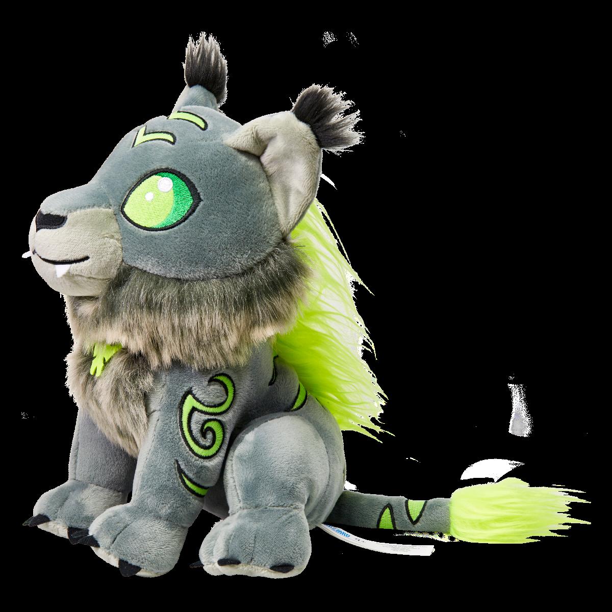 "World of Warcraft Mischief Plush Pet ONLY Glow in the Dark 8.5"" Tall - Blizzard"