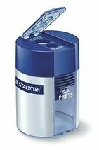 *Staedtler pencil sharpener 2 holes Φ8.2mm Φ10.2mm 512 001 - ₹541.33 INR