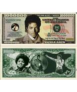 Michael Jackson Bill - $2.50