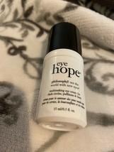 1x New Philosophy Eye Hope Multitasking Eye Cream 0.5 Oz .5 Oz New - $9.71