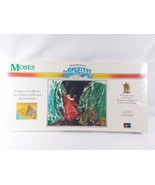 Hanna Barbera Moses Board Game The Greatest Adventure Stories from the B... - $12.86