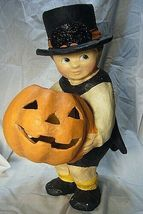 Bethany Lowe Large Pumpkin Surprise Boy Treater image 6