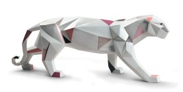 Lladro Panther Figurine 01009298 - $728.36