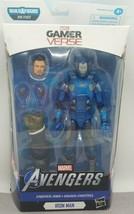 Hasbro Collectibles Marvel Gamer Verse Avengers Atmosphere Armor Iron Man - $22.72