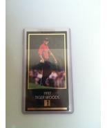 1997-98 TIGER WOODS GSV GOLD FOIL ROOKIE CARD - $499.99