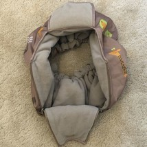 Cozy Cover Infant Car Seat Cover Carrier Baby Animals Zoo Print - $11.95