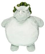 "Kelly Baby Dinosaur Plush Play Tummy Belly Time Plush Pillow Green Mat 35"" - $44.55"