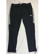 adidas Men's Soccer Tiro 17 Pants, X-Large, Black/White/White - $27.87