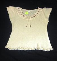 White sleeveless crew shirt, ecological pyma cotton   - $42.20