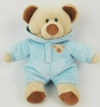 Ty Pluffies Baby Bear Blue Boy Plush Stuffed Toy 2016 - $19.79