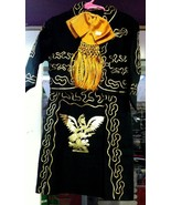 Girls & Toddlers Mariachi Charro Outfit Mexico Folklorico 5 De Mayo Fies... - $78.00+