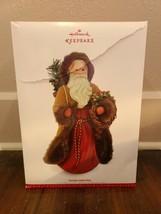Hallmark 2016 Keepsake Father Christmas Santa Figure Table Decoration - $38.69