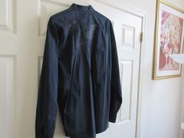 Guess , Size XL,Men's Long Sleeve Shirt,100% Cotton,Unique Dragon Design... - $34.60
