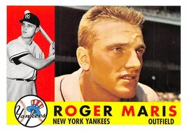 2010 Topps Cards Your Mom Threw Out #CMT125 Roger Maris > 1960 > Yankees - $0.99