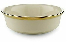 Lenox Eternal Gold Banded Ivory China Fruit Bowl  Set of 2 - $59.40