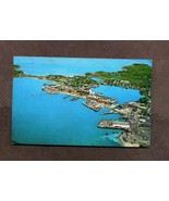 Postcard 1970s 1975 Air View Aerial  Woods Hole Massachusetts Research C... - $3.99