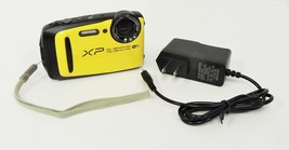 Fujifilm FinePix XP Series XP90 16.4 MP Digital Camera - Yellow - $84.99