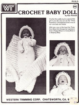 CROCHET BABY DOLL INSTRUCTION SHEET - $0.00