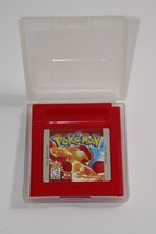 Pokemon: Red Version (Nintendo Game Boy, 1998)  - $39.59