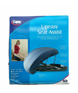 (New) CAREX Upeasy Seat Assist Plus Manual Lifting Cushion, Navy Blue 95... - $82.16