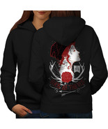 Slick As Thieves Fashion Sweatshirt Hoody Goth Girl Women Hoodie Back - $21.99+